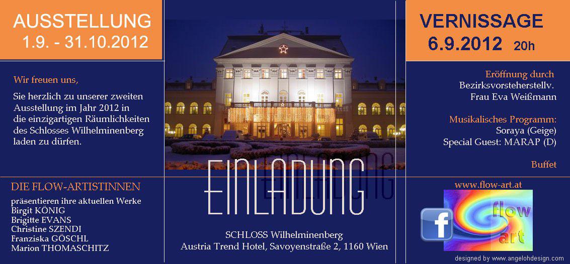 Einladung Wilhelminenberg