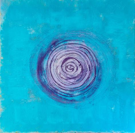 Violette Spirale