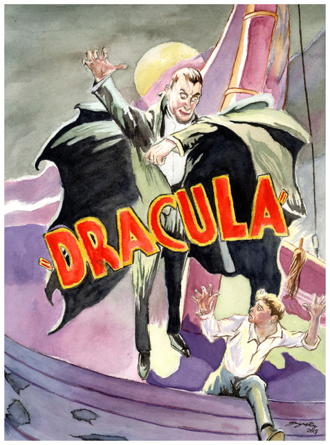 """Dracula"" by Robert Miguel Ruiz"