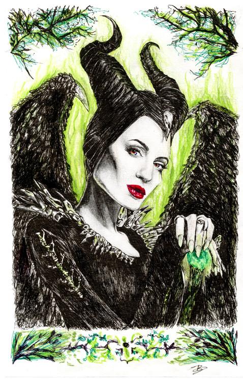 """Mistress of Evil"" by John Alvin Tamayo"