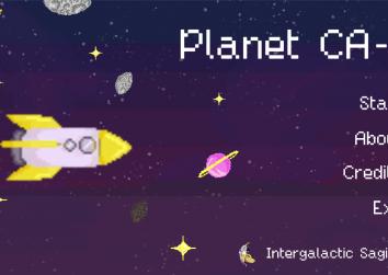 Planet CA-1