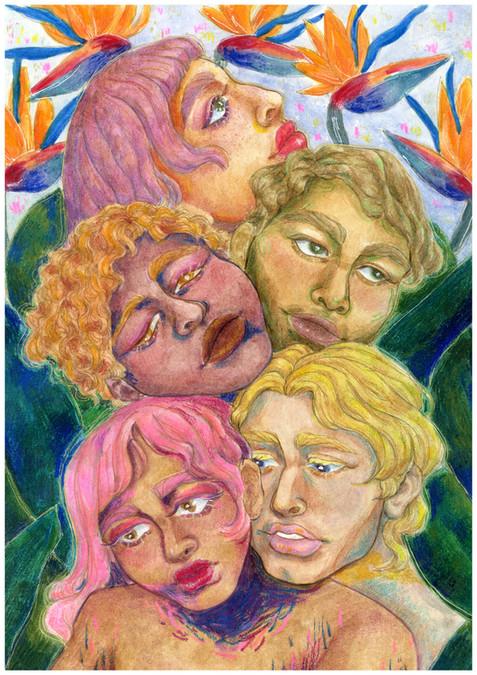 """Guilt"" by Pamela Cardenas"