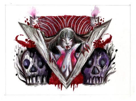 Artwork by Jayrrom Flores