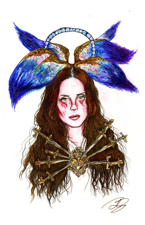 """Del Rey"" by Alvin John Tamayo"