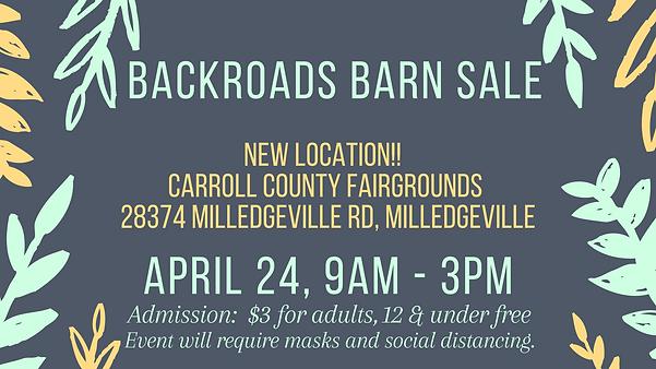 Livengood's Barn Backroads Barn Sale.png