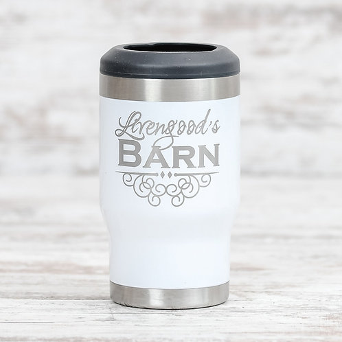 Livengood's Barn Can Cooler - More Colors Available