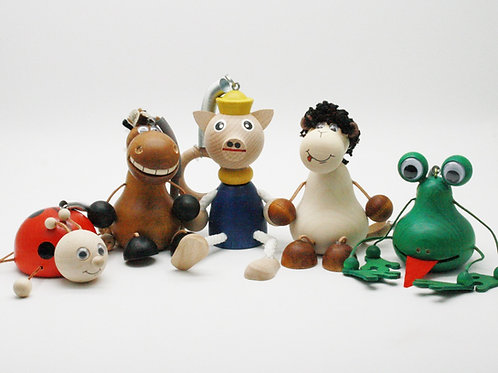 Children's Bouncy Animals
