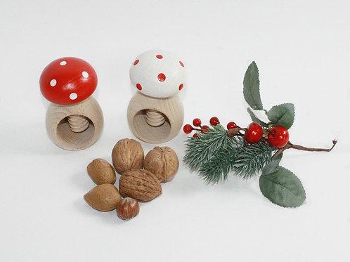 Mushroom Nutcracker