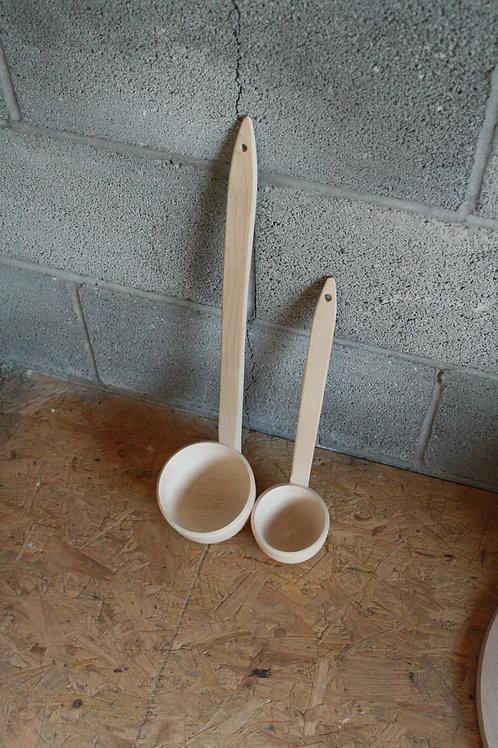 Wooden Soup Ladle