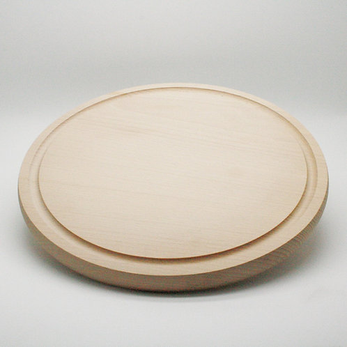 Round Board With Deep Groove (Small)