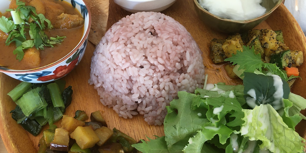 チベット料理 kazaguruma