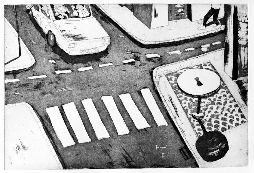 la rue GD