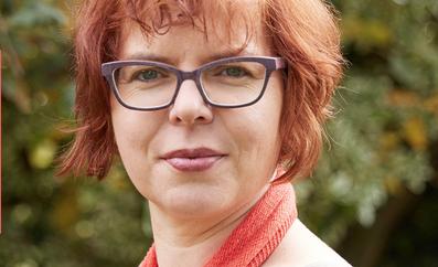 Patricia van den Akker portrait
