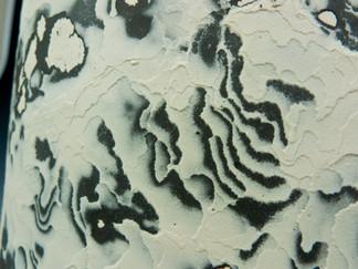 James Faulkner ceramics - detail