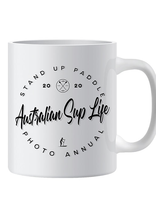 "Australian Sup Life ""Limited Edition"" Coffee Mug."