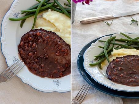 #1 Aus Barbara's Schmankerlküche: Brasato al Barolo: Der Rindsbraten