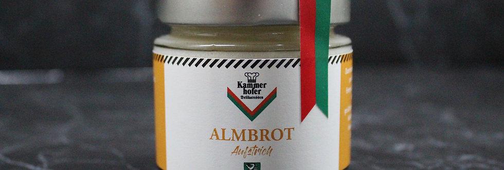 Almbrot Aufstrich