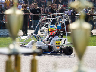 Delta Tau Delta's Simpson wins his second straight Purdue Grand Prix