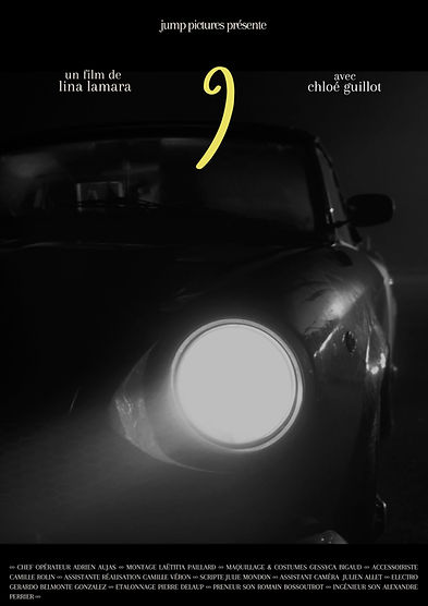 Affiche du film 9 de Lina Lamara