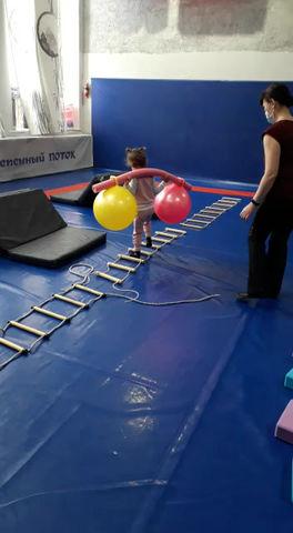 Персональные тренировки для детей в ЦФР!!!