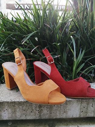 Sandales vaguelette