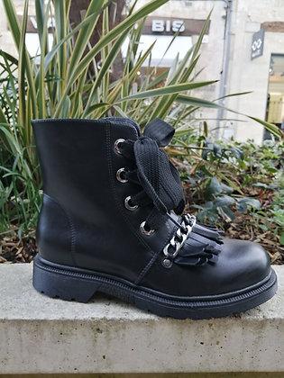 Boots chaînette