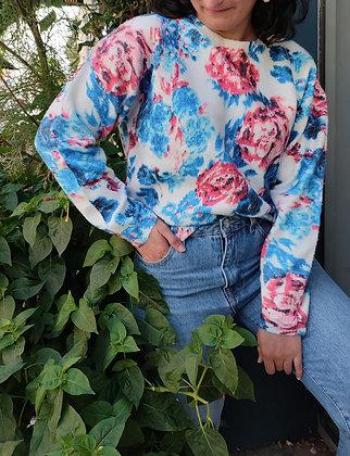 Pull vintage flower