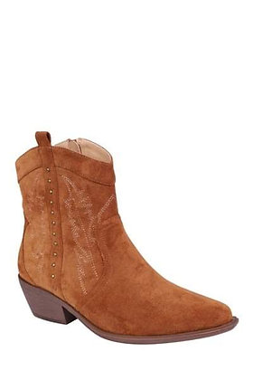 Low boots western