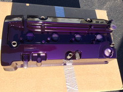 Candy Purple Valve Cover