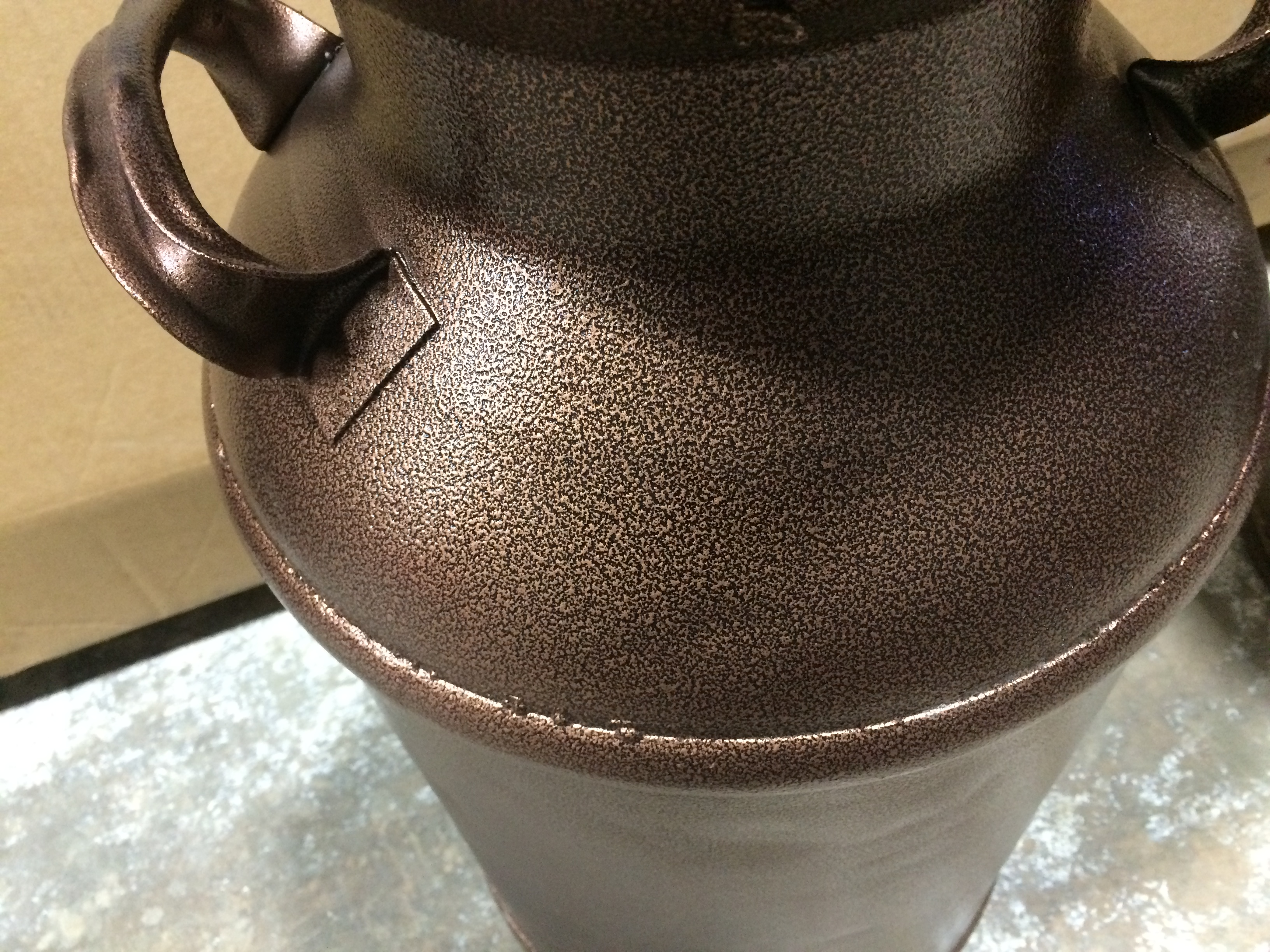 Copper Vein Milk Jug