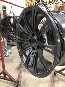 BMW Wheels in Gunmetal Grey