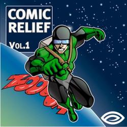 STYE179 Comic Relief Vol. 1_cover
