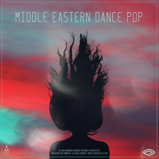 STYE612 Middle Eastern Dance Pop_cover