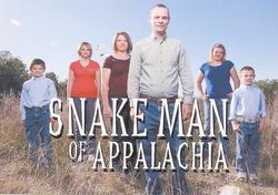 Snake man of Appalachia1