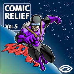 STYE 292 Comic Relief Vol.5_cover