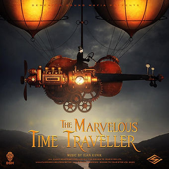 STYE724 The Marvelous Time Traveller (ep