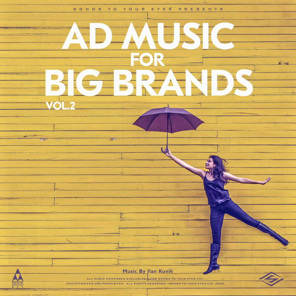 STYE683 Ad Music For Big Brands Vol