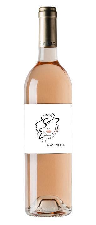 """ROSE 2019 - """"La Minette"""" - Vin Biologique"""