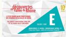 """le 17 Avril à Avignon, retrouvez Domaine Vintur au salon """"Découvertes en Vallée du Rhône"""""""