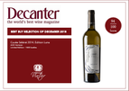 Domaine Vintur Wines & AOC Ventoux recommended by Decanter - Issue December 2018: