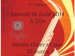 Domaine Vintur's Jazz Night - Second Edition