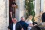 "Les futurs mariés ""Sophie Turner"" (Games of Thrones) & Joe Jonas (pop star américaine)"