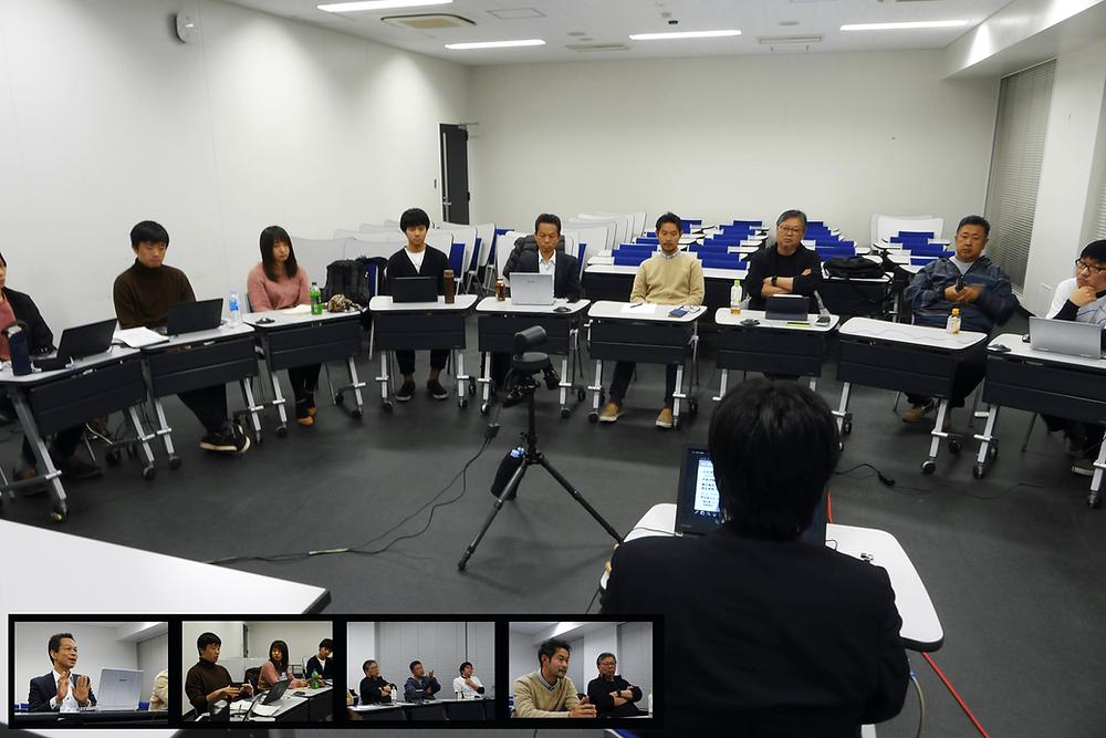 JASEC日本イーコマース学会 第3回『価値創造・ブランディング研究部会』の様子