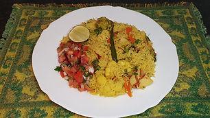 Tasniya's Shobji Biriyani