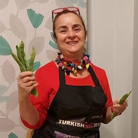 Meet Vildan, your new Turkish cook