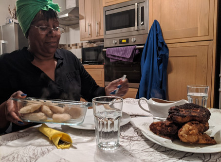 Renee's early memories of Black History Month
