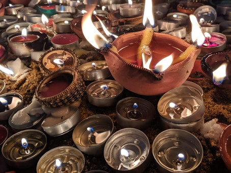 Diwali: First-Hand Perspective