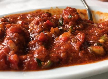 Jagruti's Tomato and Red Pepper Chutney