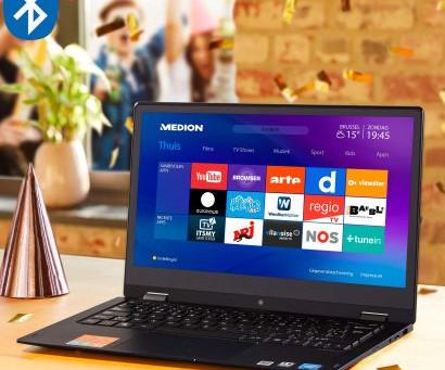 Waarschuwing voor Medion Laptop van 26/12 in Aldi