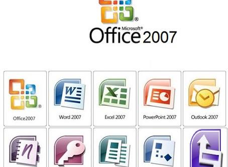 Ook Office 2007 moet er aan geloven !